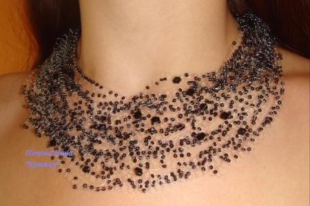 Источник.  BabyBlog.  Делаю украшения: браслеты, воздушки, лариаты, колье. ася 440722856.  Инна.  Автор.