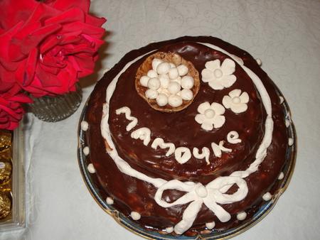 квартиру торт своими руками на день рождения маме для вашего гаджета